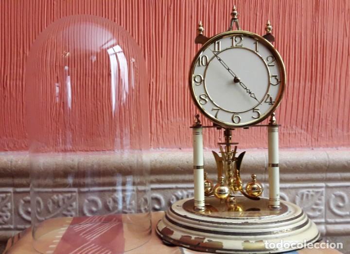 Relojes de carga manual: RELOJ ALEMAN DE BOLAS. KUNDO KIENINGER OBERGTELL DE TORSIÓN. - Foto 3 - 171279272