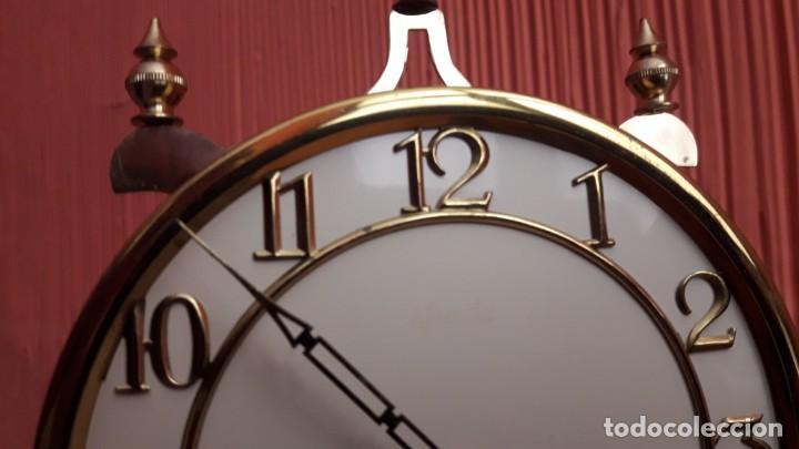 Relojes de carga manual: RELOJ ALEMAN DE BOLAS. KUNDO KIENINGER OBERGTELL DE TORSIÓN. - Foto 6 - 171279272
