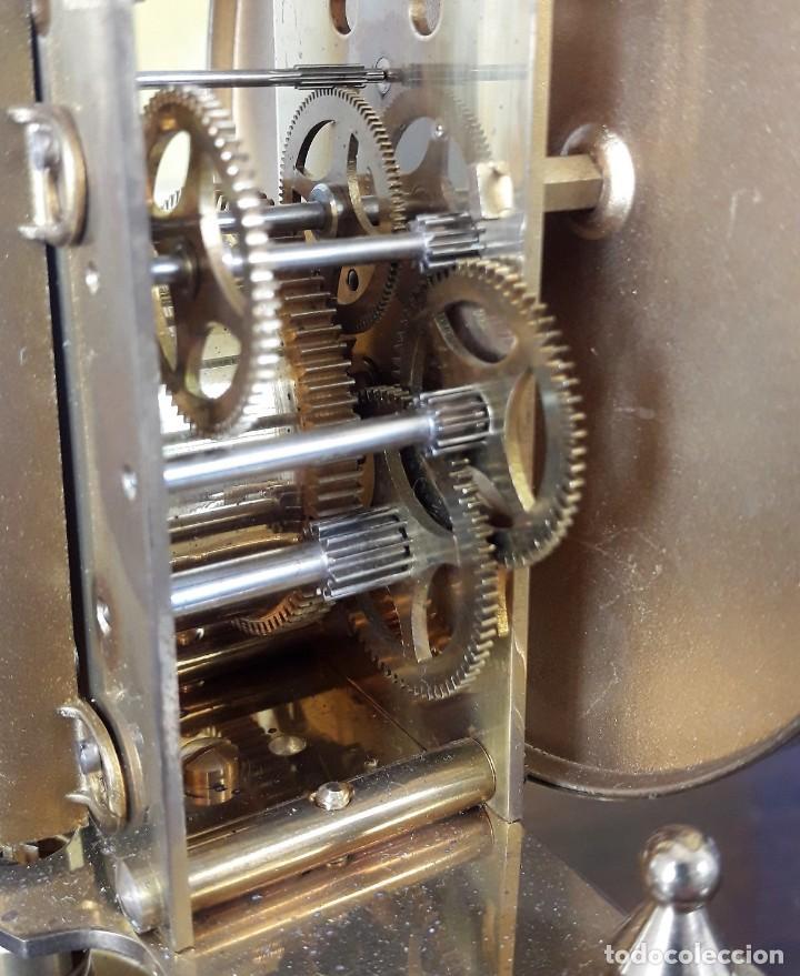 Relojes de carga manual: RELOJ ALEMAN DE BOLAS. KUNDO KIENINGER OBERGTELL DE TORSIÓN. - Foto 8 - 171279272