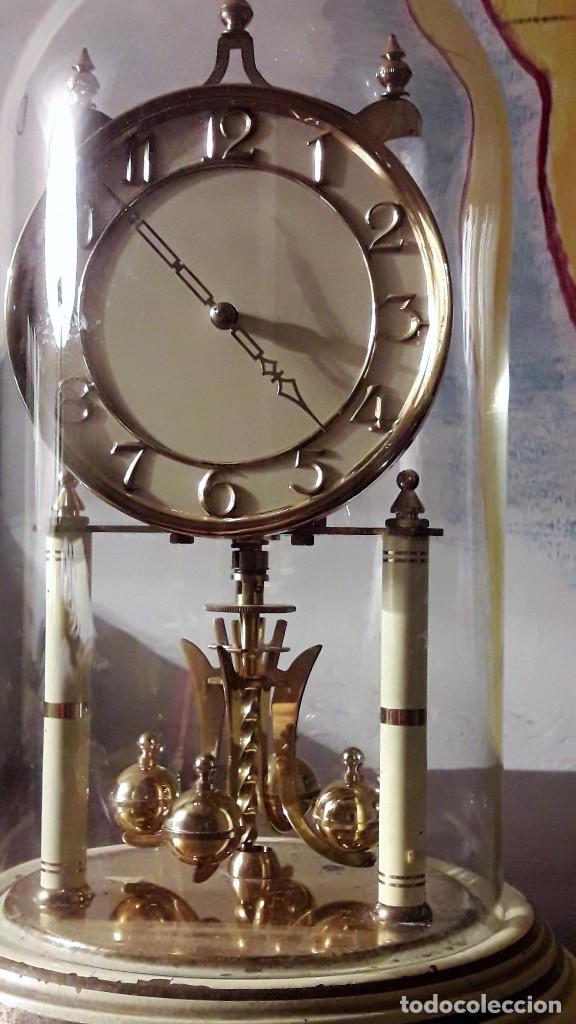 Relojes de carga manual: RELOJ ALEMAN DE BOLAS. KUNDO KIENINGER OBERGTELL DE TORSIÓN. - Foto 13 - 171279272