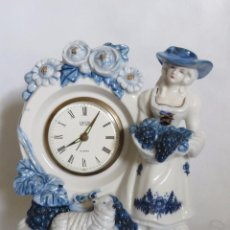 Relojes de carga manual: RELOJ SOBREMESA LANDEX ROYAL CRAFT. Lote 171606557