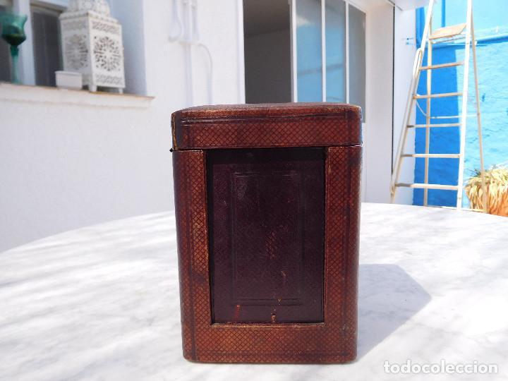 Relojes de carga manual: Reloj despertador antiguo de José Barrera en Barcelona 1880 aprox. - Foto 61 - 171977063
