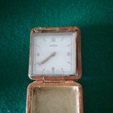 Relojes de carga manual: RELOJ DE VIAJE. Lote 172056432