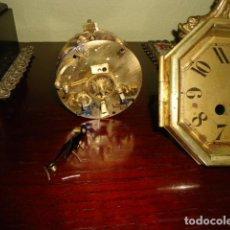 Relojes de carga manual: MAGNIFICA MAQUINA PARIS. Lote 172110603