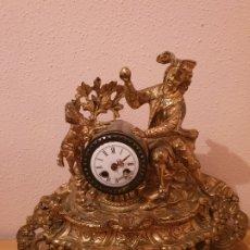 Relojes de carga manual: RELOJ BRONCE. Lote 172575582