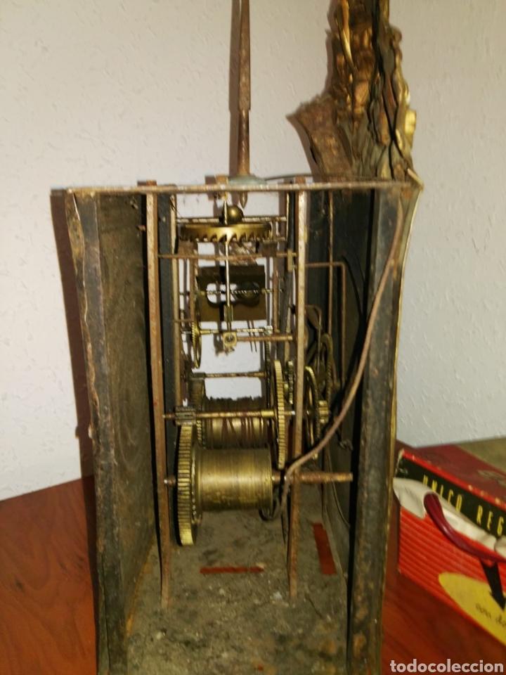 Relojes de carga manual: Reloj antiguo balancin a,tartas despiece - Foto 3 - 173106849