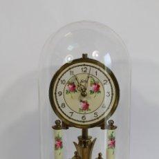 Relojes de carga manual: RELOJ ANTIGUO DE URNA MARCA KOMA. Lote 173358535