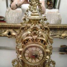 Relojes de carga manual: RELOJ DE BRONCE. Lote 173602797