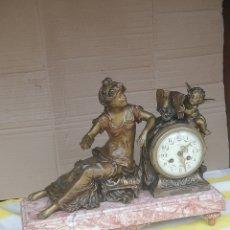 Relojes de carga manual: ESPECTACULAR RELOJ FRANCÉS SIGLO XIX. Lote 174063640
