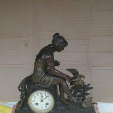 Relojes de carga manual: ESPECTACULAR RELOJ FRANCÉS SIGLO XIX. Lote 174063843