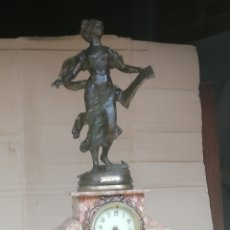 Relojes de carga manual: ESPECTACULAR RELOJ FRANCÉS EL ARTE SIGLO XIX. Lote 174076545