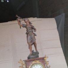 Relojes de carga manual: ESPECTACULAR RELOJ FRANCÉS LA RENOMMER SIGLO XIX. Lote 174076638