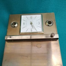 Relojes de carga manual: EUROPA - RELOJ CON DESPERTADOR PARA ESCRITORIO. Lote 175045600