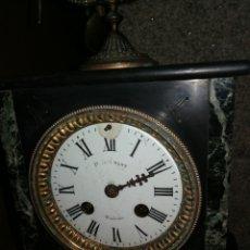 Relojes de carga manual: RELOJ SOBREMESA PARIS. Lote 175216378