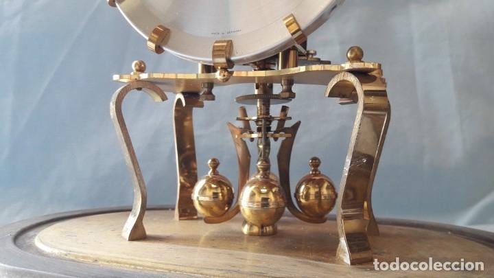 Relojes de carga manual: RELOJ ALEMAN DE BOLAS. KUNDO KIENINGER OBERGFELL DE CUERDA MANUAL - Foto 4 - 175291884