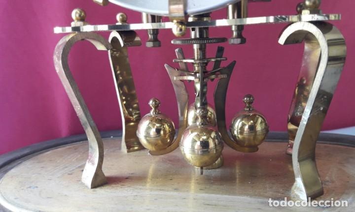 Relojes de carga manual: RELOJ ALEMAN DE BOLAS. KUNDO KIENINGER OBERGFELL DE CUERDA MANUAL - Foto 7 - 175291884
