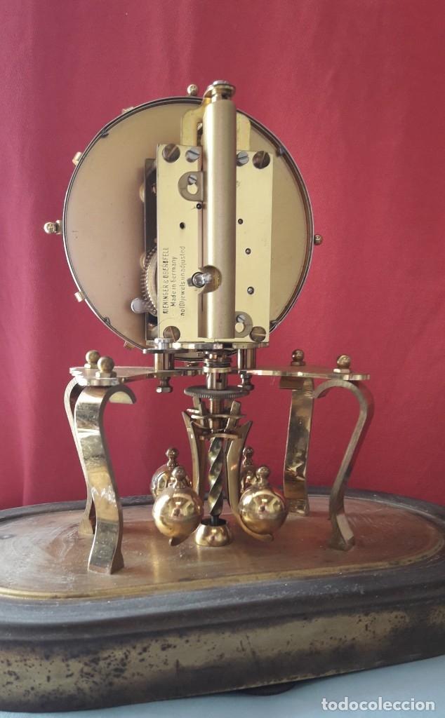 Relojes de carga manual: RELOJ ALEMAN DE BOLAS. KUNDO KIENINGER OBERGFELL DE CUERDA MANUAL - Foto 8 - 175291884