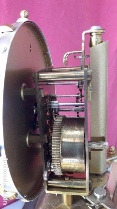 Relojes de carga manual: RELOJ ALEMAN DE BOLAS. KUNDO KIENINGER OBERGFELL DE CUERDA MANUAL - Foto 10 - 175291884