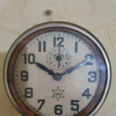 Relojes de carga manual: RELOJ YUNKE DESPERTADOR VER FOTOS. Lote 175402200