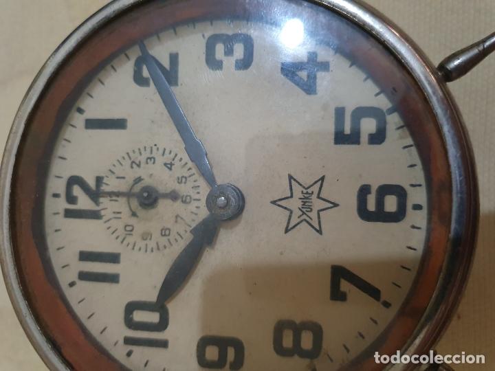Relojes de carga manual: RELOJ YUNKE DESPERTADOR VER FOTOS - Foto 2 - 175402200