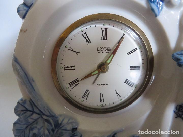 Relojes de carga manual: RELOJ SOBREMESA LANDEX ROYAL CRAFT - Foto 7 - 175426869