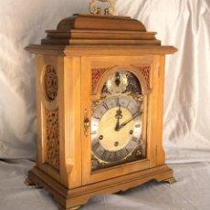 Relojes de carga manual: RELOJ DE SOBREMESA CARRILLON MARTON & GAIN 1940/50. Lote 175704135
