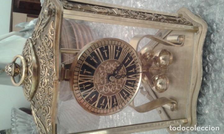 Relojes de carga manual: Dorado con bolas estilo toledano - Foto 2 - 176257610