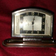 Relojes de carga manual: ANTIGUO RELOJ DESPERTADOR. Lote 176343560