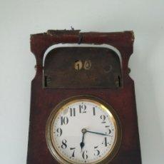 Relojes de carga manual: RARO Y CURIOSO RELOJ DE PRINCIPIOS DE SIGLO XX. Lote 176457257