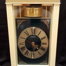 Relojes de carga manual: RELOJ DE SOBREMESA A CUERDA SEIKO. Lote 176926282