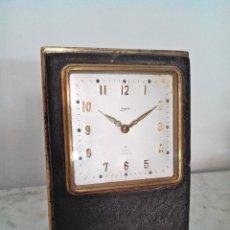 Relojes de carga manual: RELOJ CON FORMA DE PINZA. Lote 176996217