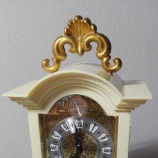 Relojes de carga manual: RELOJ DE SOBREMESA SHMID MUSICAL DE CUERDA. Lote 177007473