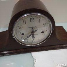 Relojes de carga manual: ANTIGUO RELOJ SOBREMESA INGLES --FUNCIONANDO. Lote 177065238