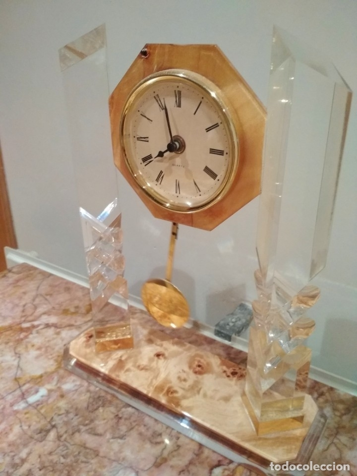Relojes de carga manual: Reloj De mesa - Foto 2 - 177121677