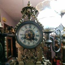 Relojes de carga manual: RELOJ BRONCE LUIS XV. Lote 177506525