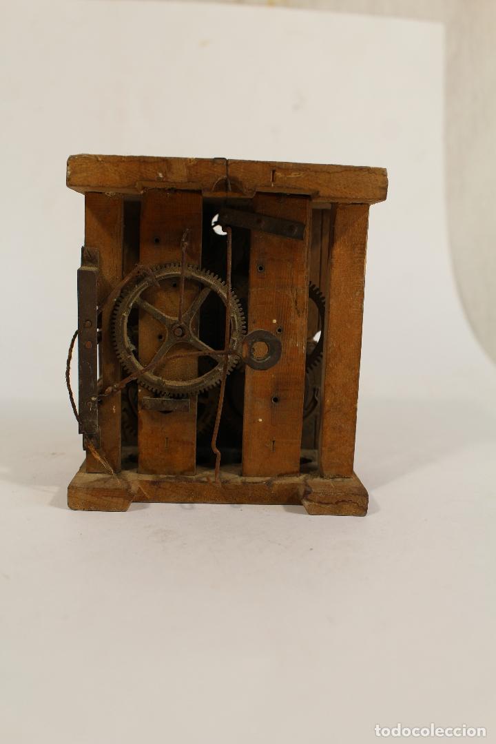 Relojes de carga manual: reloj antiguo para restaurar - Foto 3 - 177545924