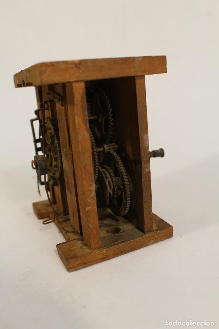 Relojes de carga manual: reloj antiguo para restaurar - Foto 4 - 177545924