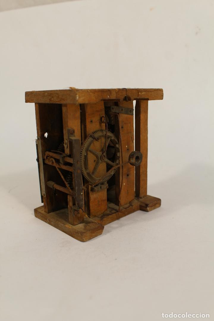 Relojes de carga manual: reloj antiguo para restaurar - Foto 5 - 177545924