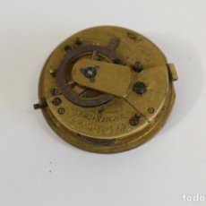 Relojes de carga manual: RELOJ ANTIGUO PARA RESTAURAR . Lote 177546182