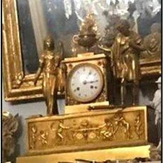Relojes de carga manual: RELOJ S. XIX. Lote 177675784
