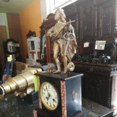 Relojes de carga manual: RELOJ PARIS. Lote 178242008