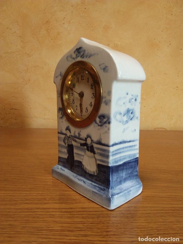 Relojes de carga manual: Reloj en porcelana - Foto 6 - 178333025