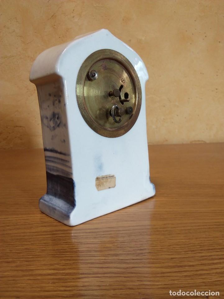 Relojes de carga manual: Reloj en porcelana - Foto 7 - 178333025