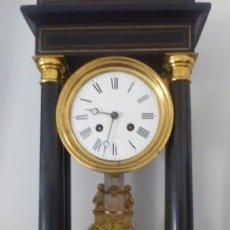 Relojes de carga manual: RELOJ DE COLUMNAS IMPERIO. S.XIX.. Lote 178588750