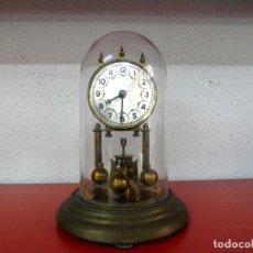 Relojes de carga manual: RELOJ DE SOBREMESA - MADE IN GERMANY. Lote 179013398