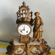 Relojes de carga manual: RARÍSIMO RELOJ FRANCÉS SIGLO XIX. Lote 179333890