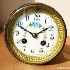 Relojes de carga manual: RELOJ MÁQUINA PARÍS. EN PERFECTO ESTADO. LIMPIA Y ENGRASADA. COMPLETA,. Lote 179336446