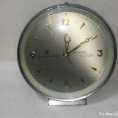 Relojes de carga manual: RELOJ DE SOBREMESA A CUERDA. Lote 180097587