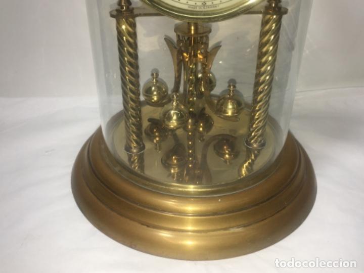 Relojes de carga manual: Reloj de sobremesa con su fanal Original - Foto 3 - 180097963