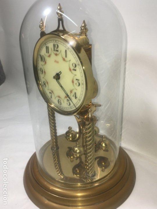 Relojes de carga manual: Reloj de sobremesa con su fanal Original - Foto 5 - 180097963